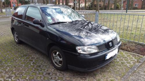 verkauft seat ibiza top gepflegter gebraucht 2000 km in r bke. Black Bedroom Furniture Sets. Home Design Ideas