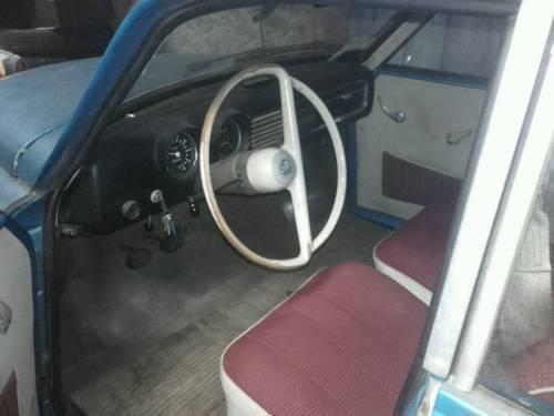 311 gebrauchte wartburg 311 kaufen 25 g nstige autos zum verkauf. Black Bedroom Furniture Sets. Home Design Ideas