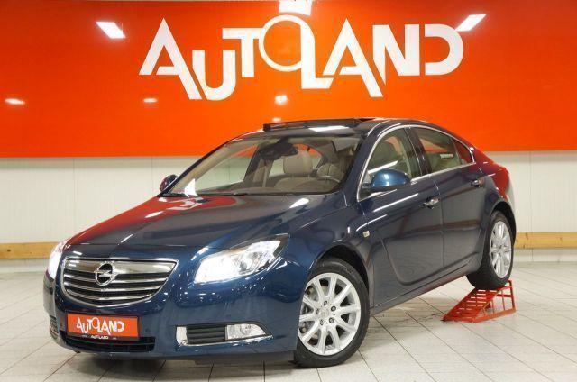 gebraucht Opel Insignia 2.0 CDTI Innovation XENON LEDER NAVI