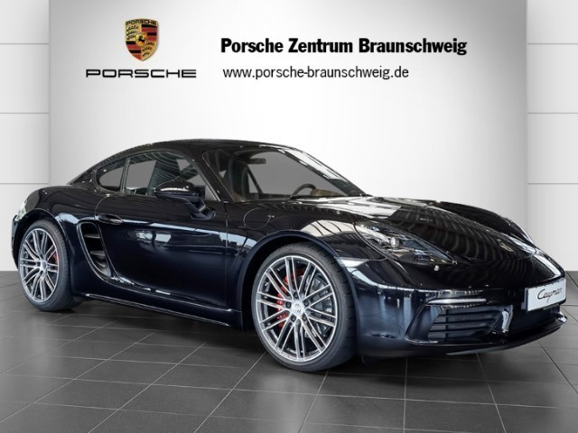 verkauft porsche cayman s 718 2 5 verf gebraucht 2016 5 km in braunschweig. Black Bedroom Furniture Sets. Home Design Ideas
