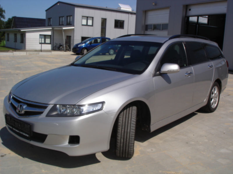verkauft honda accord tourer 2 2 i ctd gebraucht 2007 km in gettorf. Black Bedroom Furniture Sets. Home Design Ideas