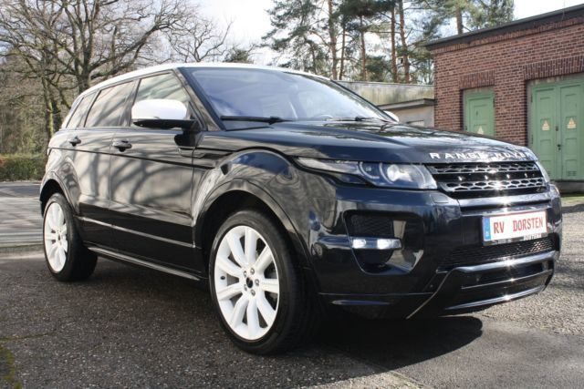 verkauft land rover range rover evoque gebraucht 2012 km in dorsten. Black Bedroom Furniture Sets. Home Design Ideas