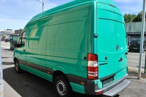 verkauft mercedes sprinter 313 cdikast gebraucht 2011. Black Bedroom Furniture Sets. Home Design Ideas