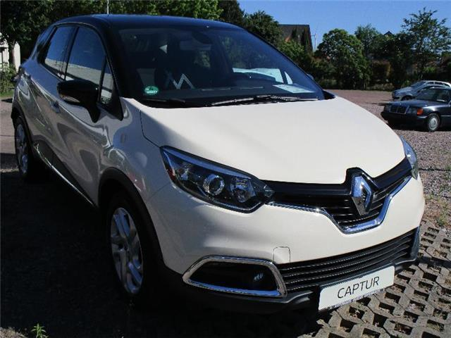 gebraucht tce 120 edc luxe renault captur 2014 km in offenbach. Black Bedroom Furniture Sets. Home Design Ideas
