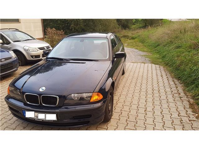 verkauft bmw 318 3er gebraucht 1998 km in winzer. Black Bedroom Furniture Sets. Home Design Ideas
