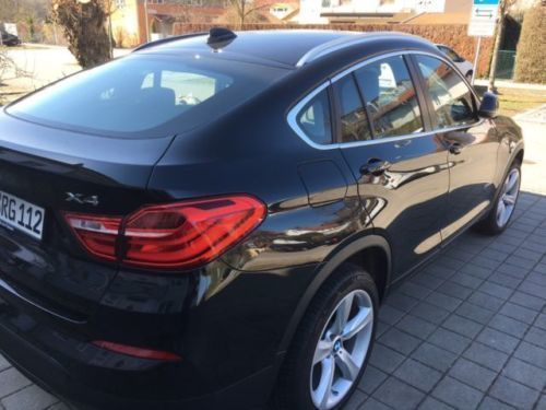 gebraucht xdrive20d bmw x4 2016 km in erding autouncle. Black Bedroom Furniture Sets. Home Design Ideas