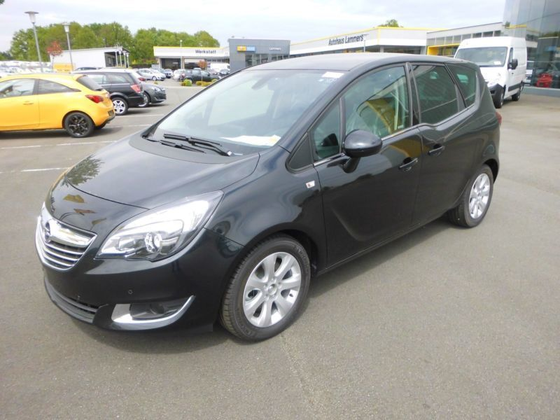verkauft opel meriva b innovation 1 4 gebraucht 2016 km in erfurt. Black Bedroom Furniture Sets. Home Design Ideas