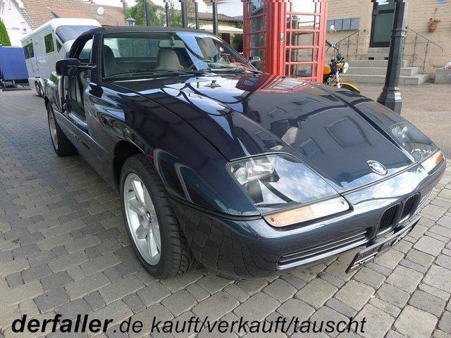 verkauft bmw z1 deutsch gebraucht 1991 km in. Black Bedroom Furniture Sets. Home Design Ideas