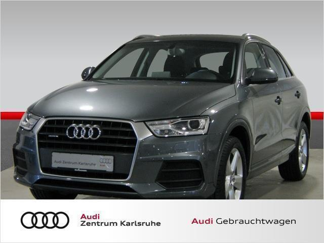 verkauft audi q3 2 0 tdi quattro sport gebraucht 2015 km in karlsruhe. Black Bedroom Furniture Sets. Home Design Ideas