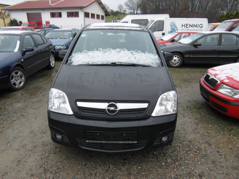 verkauft opel meriva edition 128000km gebraucht 2008 km in m rlenbach. Black Bedroom Furniture Sets. Home Design Ideas