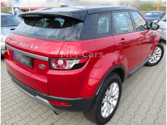 verkauft land rover range rover evoque gebraucht 2014 km in z lpich. Black Bedroom Furniture Sets. Home Design Ideas
