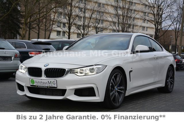 verkauft bmw 435 i coupe m paket gebraucht 2015 km. Black Bedroom Furniture Sets. Home Design Ideas