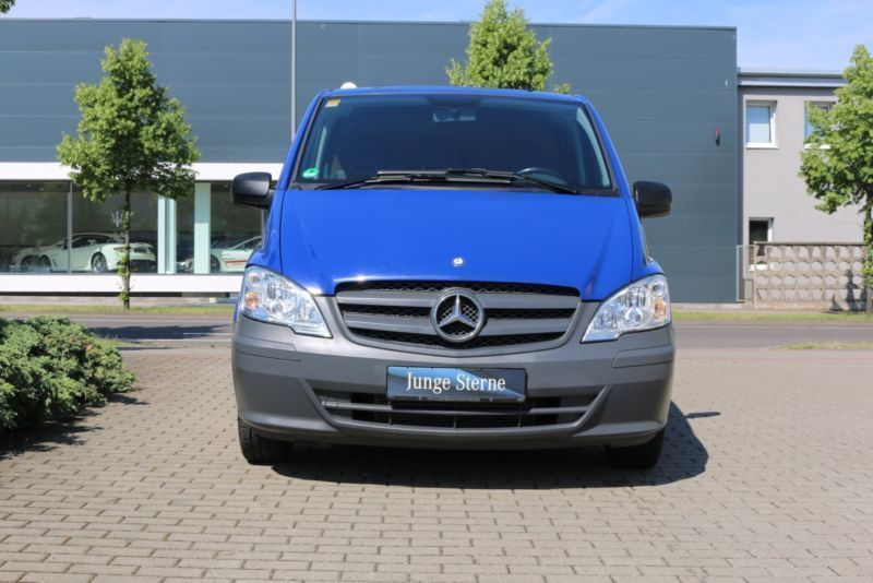 verkauft mercedes vito mixto 110 cdi k gebraucht 2011. Black Bedroom Furniture Sets. Home Design Ideas