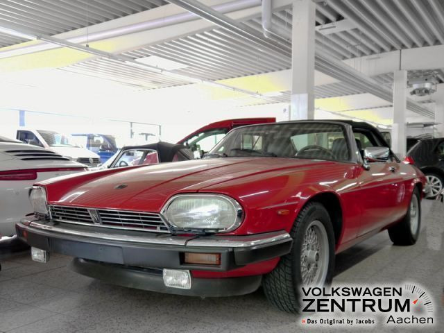 verkauft jaguar xjs cabriolet benzin g gebraucht 1990. Black Bedroom Furniture Sets. Home Design Ideas