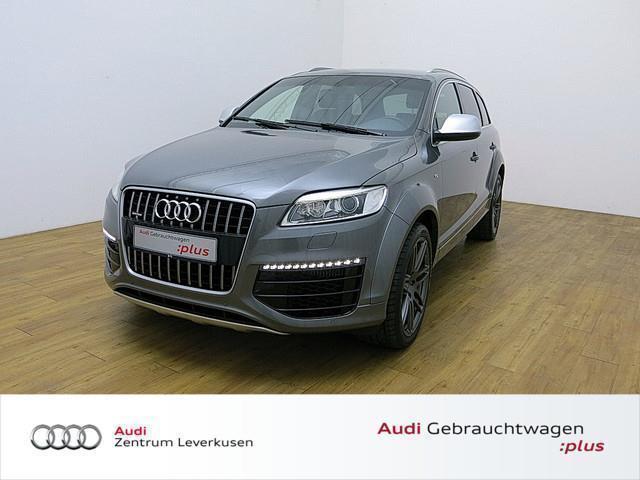 gebraucht Audi Q7 V12 TDI quattro LUFTF AHK LEDER STANDHZ NAVI - Leder,Klima,Xenon,Sitzheizung,Alu,Servo,Standheizung,AHK,