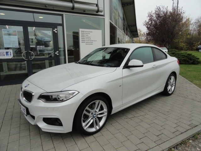 verkauft bmw 220 i coupe gebraucht 2016 km in merseburg. Black Bedroom Furniture Sets. Home Design Ideas