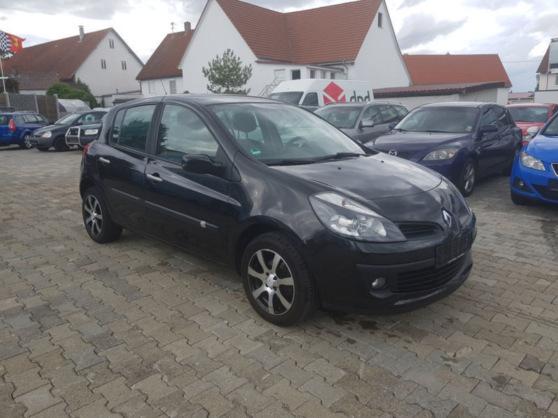 verkauft renault clio iii edition dyna gebraucht 2008 km in achstetten. Black Bedroom Furniture Sets. Home Design Ideas