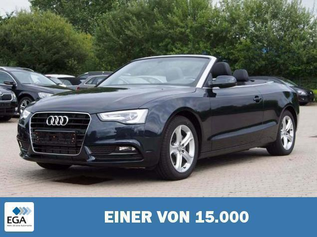 verkauft audi a5 cabriolet 2 0 tfsi gebraucht 2014 62. Black Bedroom Furniture Sets. Home Design Ideas