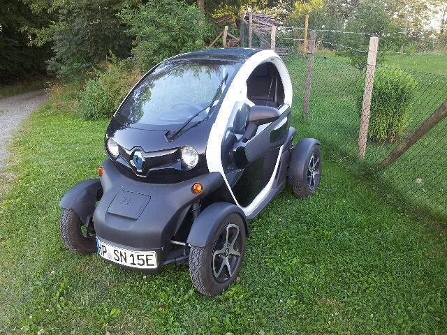 verkauft renault twizy color folierung gebraucht 2012 km in moosburg a d isar. Black Bedroom Furniture Sets. Home Design Ideas