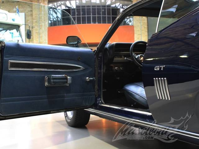 gebraucht torinofastback ford gt 1970 km in berlin. Black Bedroom Furniture Sets. Home Design Ideas