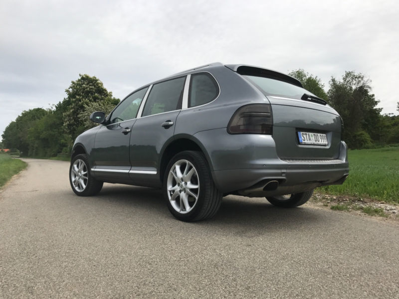 gebraucht 3 2 v6 lede navi xenon porsche cayenne 2004 km in stuhr bremen br. Black Bedroom Furniture Sets. Home Design Ideas
