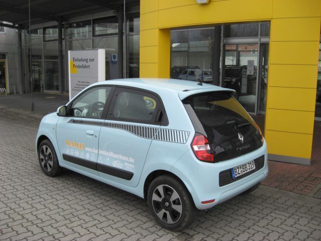 verkauft renault twingo dynamique sce gebraucht 2015 km in chemnitz. Black Bedroom Furniture Sets. Home Design Ideas