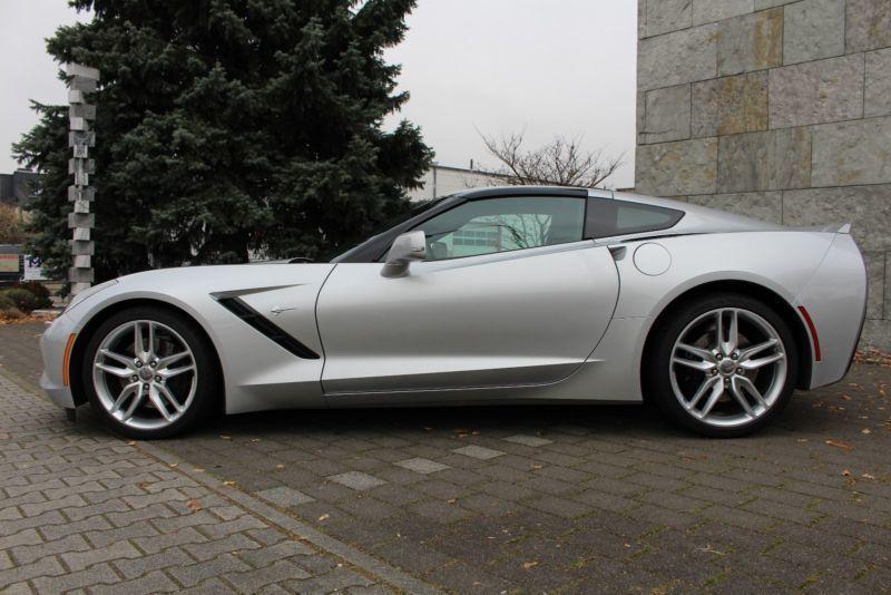 verkauft corvette c7 gebraucht 2014 km in heppenheim. Black Bedroom Furniture Sets. Home Design Ideas