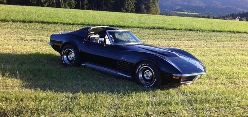 c3 gebrauchte corvette c3 kaufen 52 g nstige autos zum. Black Bedroom Furniture Sets. Home Design Ideas