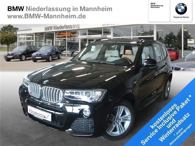 verkauft bmw x3 xdrive30d m sportpaket gebraucht 2014 km in mannheim