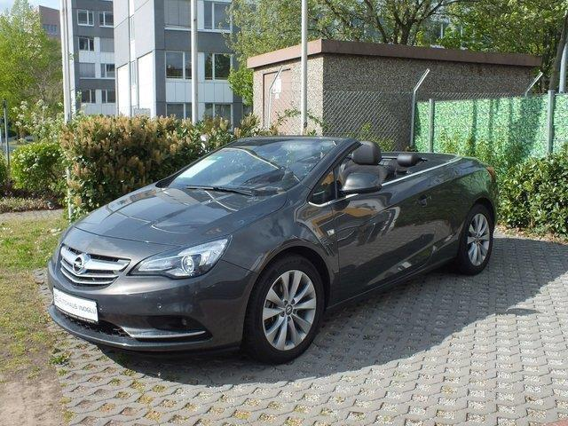 verkauft opel cascada 1 4 navi klimaau gebraucht 2015. Black Bedroom Furniture Sets. Home Design Ideas