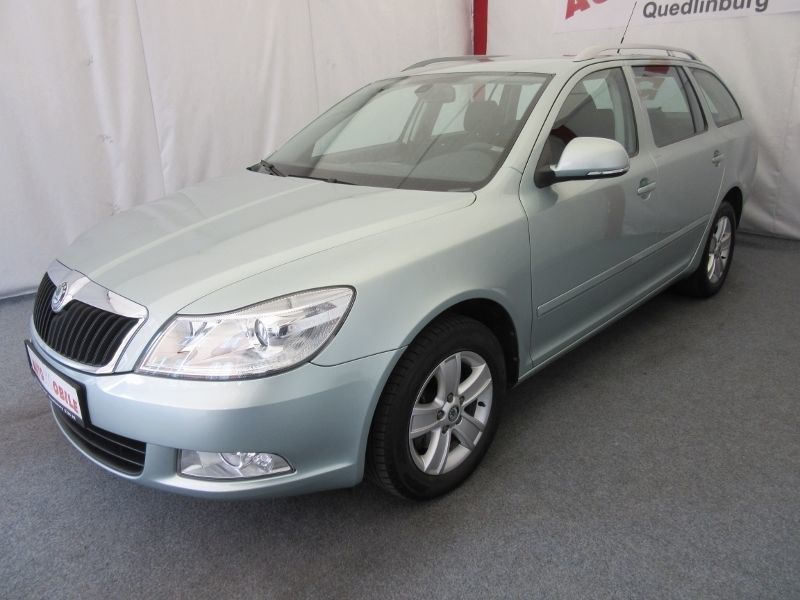 verkauft skoda octavia combi 1 8 tsi a gebraucht 2009 km in quedlinburg. Black Bedroom Furniture Sets. Home Design Ideas