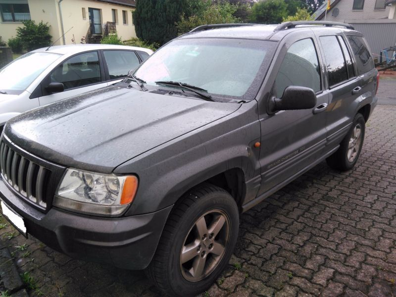verkauft jeep grand cherokee 2 7 crd l gebraucht 2003 km in lehrte. Black Bedroom Furniture Sets. Home Design Ideas