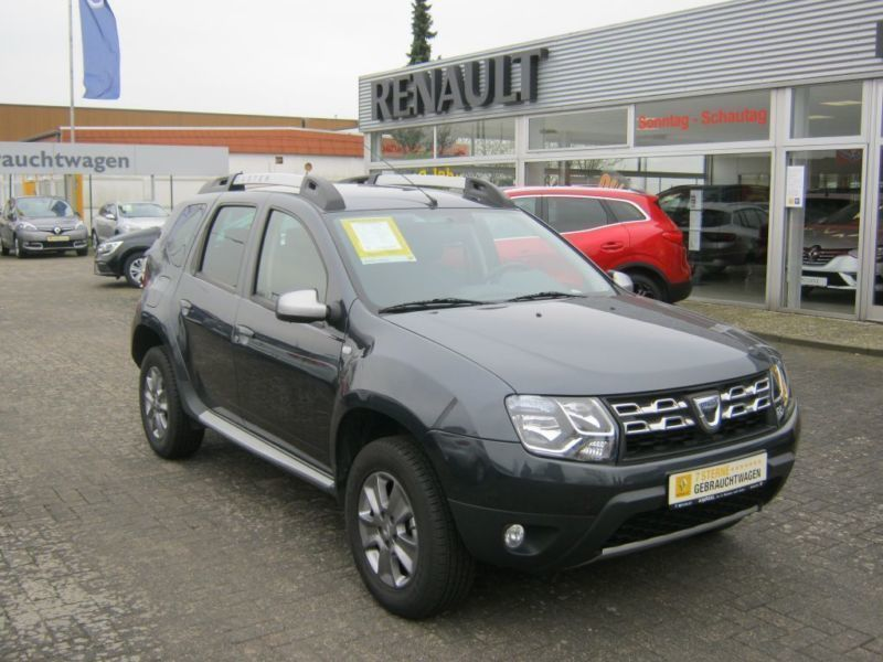 verkauft dacia duster tce 125 4x2 pres gebraucht 2015 km in stuhr. Black Bedroom Furniture Sets. Home Design Ideas