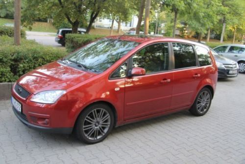verkauft ford c max gebraucht 2006 km in regensburg. Black Bedroom Furniture Sets. Home Design Ideas