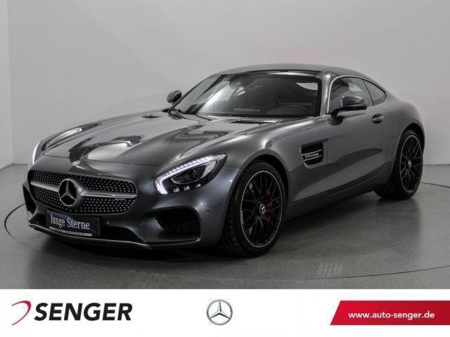 gebraucht Mercedes AMG GT S Panorama Burmester Rückfahrk.