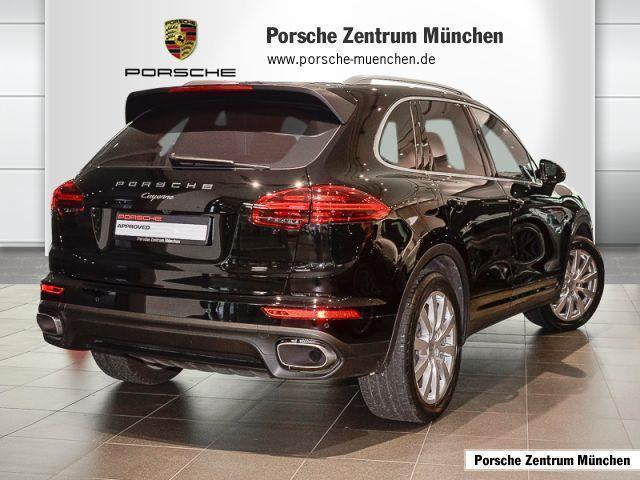 verkauft porsche cayenne diesel gebraucht 2016 km. Black Bedroom Furniture Sets. Home Design Ideas