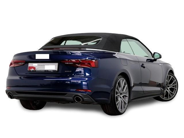 Gebraucht 2019 Audi A5 Cabriolet 2 0 Benzin 245 Ps   U20ac 54
