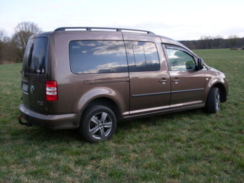 verkauft vw caddy maxi 2 0 tdi comfort gebraucht 2011 km in de wittmund. Black Bedroom Furniture Sets. Home Design Ideas