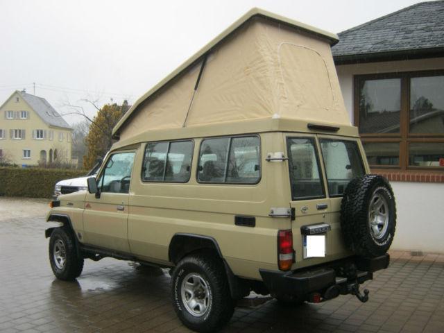 verkauft toyota land cruiser hzj 78 gebraucht 2007 79. Black Bedroom Furniture Sets. Home Design Ideas