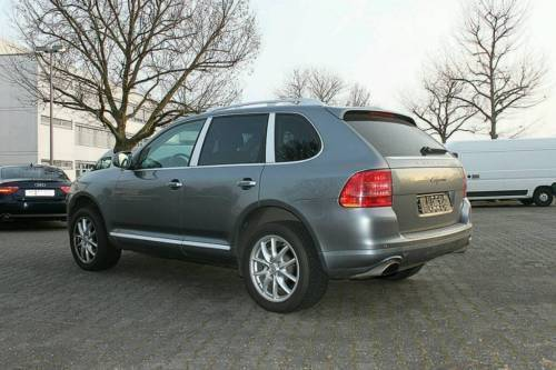 verkauft porsche cayenne 3 2 gebraucht 2006 km. Black Bedroom Furniture Sets. Home Design Ideas