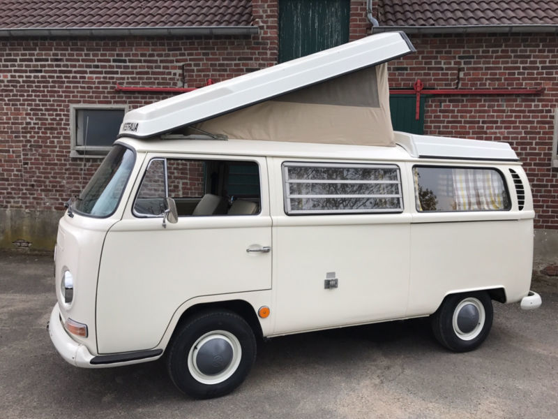 verkauft vw t2 westfalia camper gebraucht 1970. Black Bedroom Furniture Sets. Home Design Ideas
