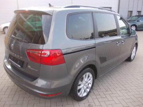 verkauft seat alhambra 2 0 tdi style n gebraucht 2011 km in dormagen. Black Bedroom Furniture Sets. Home Design Ideas