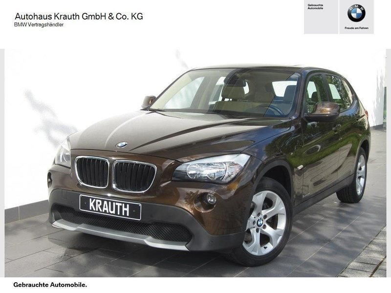 verkauft bmw x1 sdrive18i gebraucht 2010 km in roth. Black Bedroom Furniture Sets. Home Design Ideas