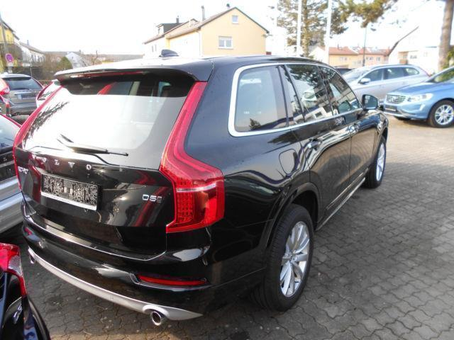 verkauft volvo xc90 d5 awd momentum e gebraucht 2016 km in crailsheim. Black Bedroom Furniture Sets. Home Design Ideas