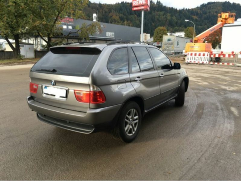 verkauft bmw x5 sportpaket euro 4 gebraucht 2006 km in ludwigshafen. Black Bedroom Furniture Sets. Home Design Ideas