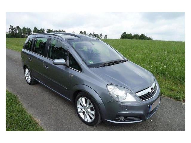 verkauft opel zafira 2 2 automatik edi gebraucht 2006. Black Bedroom Furniture Sets. Home Design Ideas