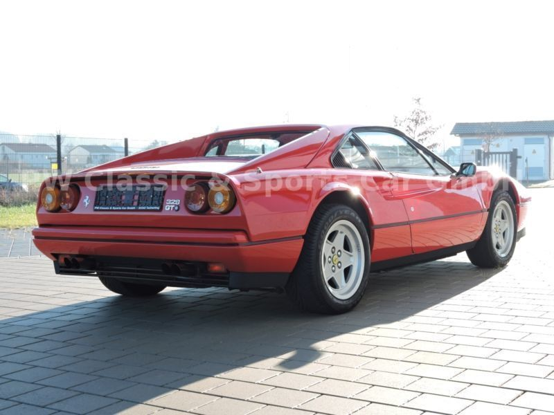 gebraucht gts ferrari 328 1987 km in kassel autouncle. Black Bedroom Furniture Sets. Home Design Ideas