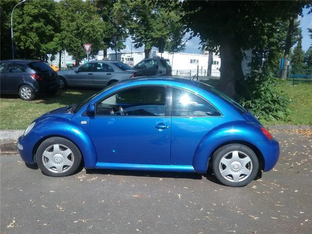 verkauft vw beetle new2 0 gebraucht 2000 km in bayreuth. Black Bedroom Furniture Sets. Home Design Ideas