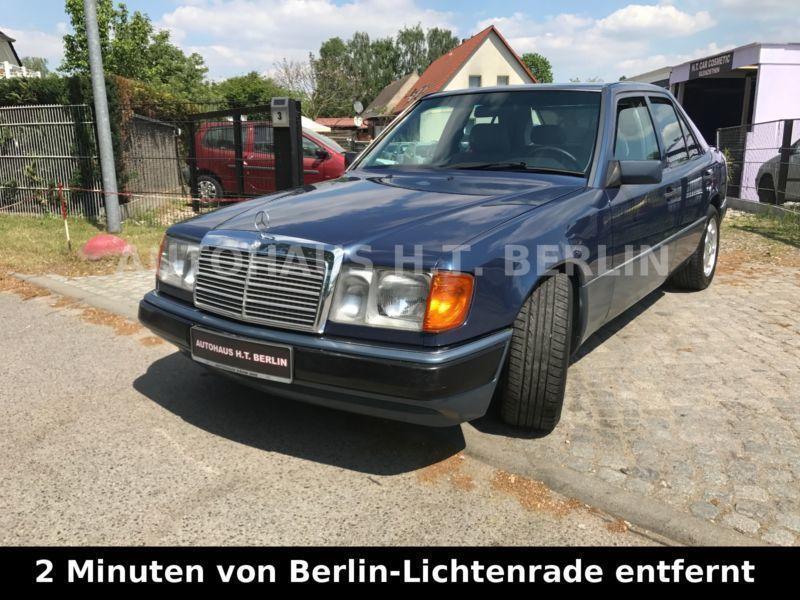 Verkauft mercedes e300 ahk t v neu gebraucht 1992 199 for Garage mercedes 94