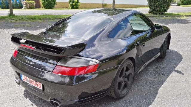 verkauft porsche 996 turbo wls x50 aer gebraucht 2002 km in runkel. Black Bedroom Furniture Sets. Home Design Ideas